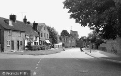Yalding, Village And St Peter And St Paul's Church c.1960