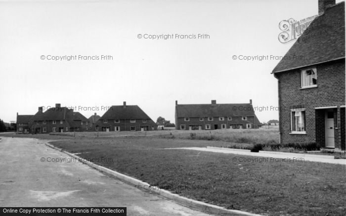 Photo of Yapton, New Housing Estate c.1960