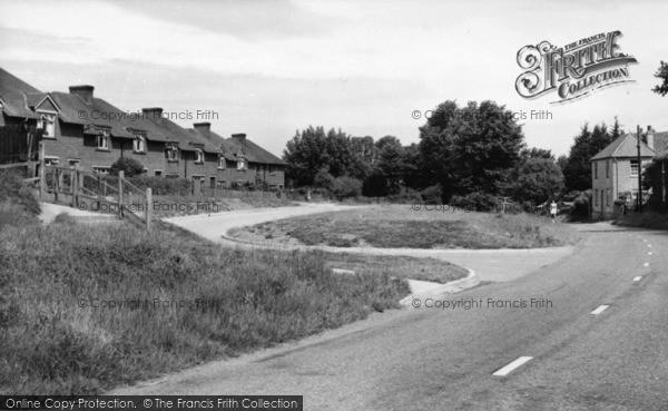Photo of Yapton, North End c.1955
