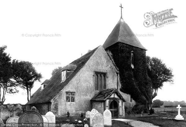 Photo of Yapton, St Mary's Church 1898