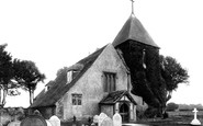 Yapton, St Mary's Church 1898