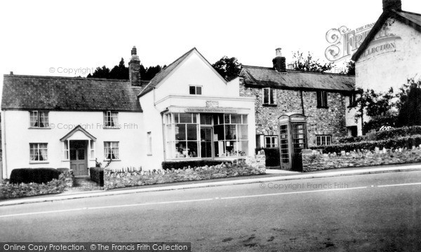 Photo of Yarcombe, Post Office c.1955