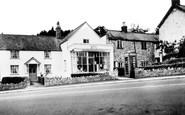 Yarcombe, Post Office c1955