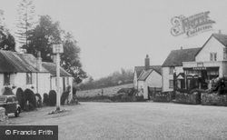 Post Office Stores c.1955, Yarcombe