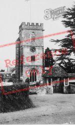 The Church c.1955, Yarcombe