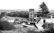 Yarcombe, the Village c1955