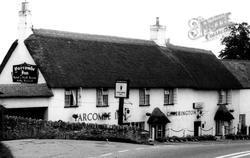 The Yarcombe Inn c.1960, Yarcombe