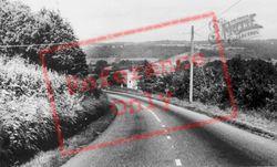 Yarcombe Hill c.1955, Yarcombe