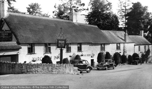 Photo of Yarcombe, Yarcombe Inn c.1955