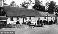 Yarcombe Inn c.1955, Yarcombe