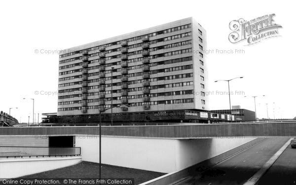 Photo of Yardley, Bakeman House c1965