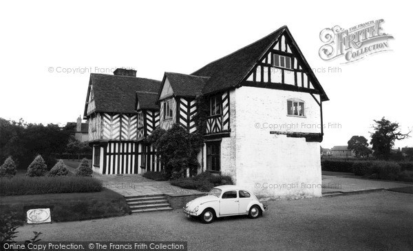 Photo of Yardley, Blakesley Hall c.1965