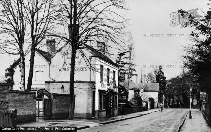 Photo of Yardley, Church Road c.1935