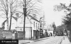 Yardley, Church Road c.1935