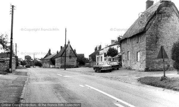 Photo of Yardley Gobion, High Street c.1965