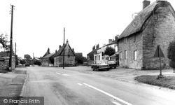 Yardley Gobion, High Street c.1965