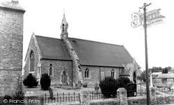Yardley Gobion, St Leonard's Church c.1965