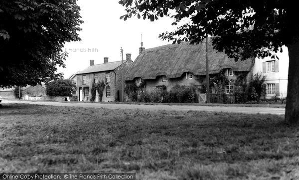 Photo of Yardley Gobion, Village Green c.1965