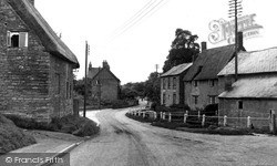 Yardley Hastings, Chase Park Road c.1955