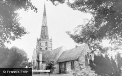 Yardley, St Edburgha's Church c.1965