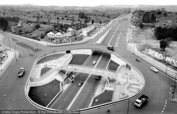 Photo of Yardley, The Underpass c.1965