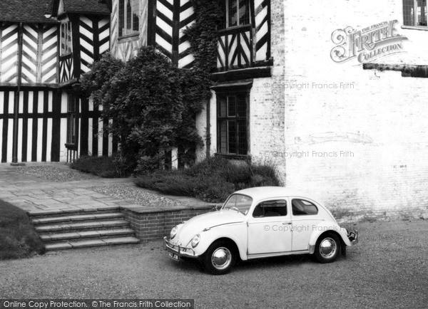 Yardley, Volkswagen Beetle c1965