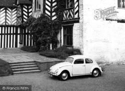 Yardley, Volkswagen Beetle c.1965