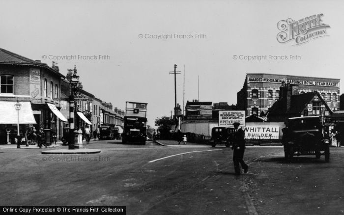 Photo of Yardley, Yardley Road/Coventry Road Junction c.1935