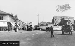 Yardley, Yardley Road/Coventry Road Junction c.1935
