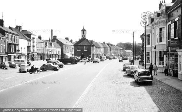Photo of Yarm, High Street 1963