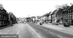 Yarm, High Street c.1960