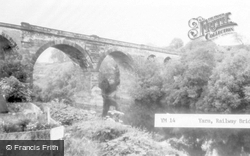 Railway Bridge c.1965, Yarm