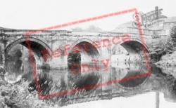 Road Bridge c.1965, Yarm