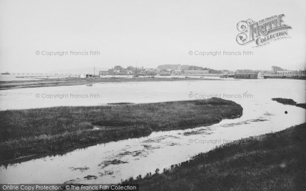 Photo of Yarmouth, 1890