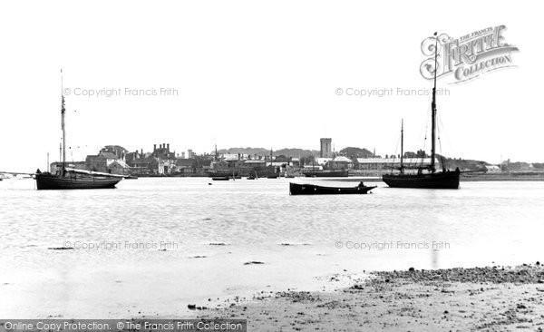 Photo of Yarmouth, 1890