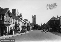 Yarmouth, 1923