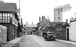 Yarmouth, Bridge Road c.1955