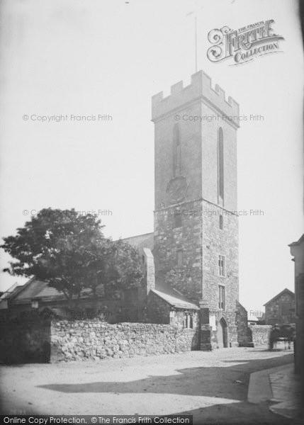 Photo of Yarmouth, Church 1890