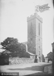 Yarmouth, Church 1890