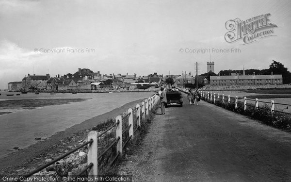 Photo of Yarmouth, From The Bridge 1923