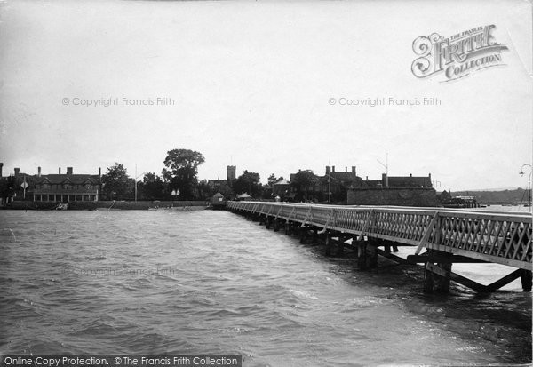 Photo of Yarmouth, From The Pier 1923