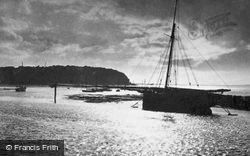 Harbour c.1930, Yarmouth