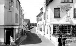 Yarmouth, Quay Street c.1955
