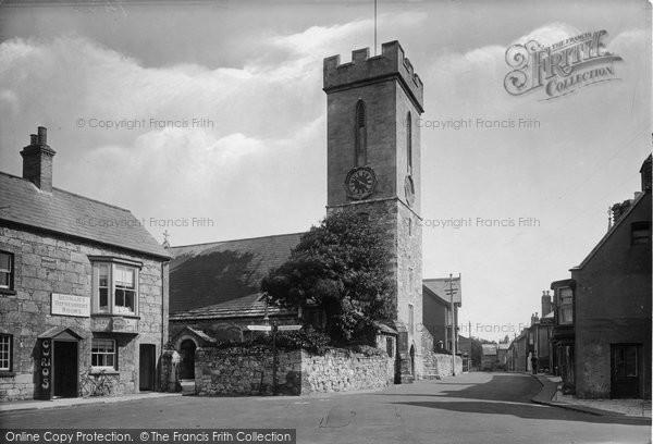 Photo of Yarmouth, St James Church 1923