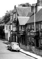 The Bugle Hotel c.1955, Yarmouth