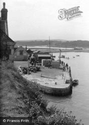The Quay 1932, Yarmouth