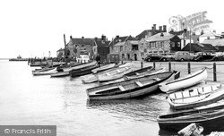 Yarmouth, The Quay c.1955