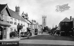 The Square c.1930, Yarmouth