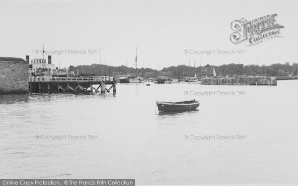 Photo of Yarmouth, The View From The Pier c.1955