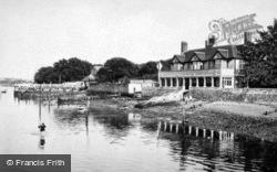 The Yacht Club House c.1930, Yarmouth